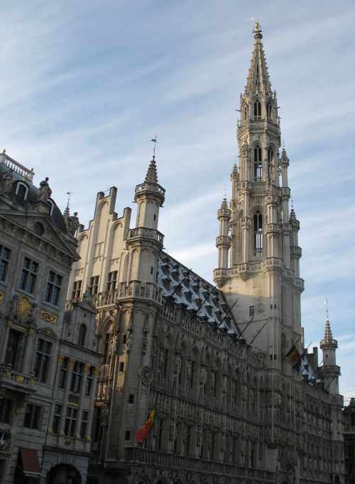 City Hall in Brussels