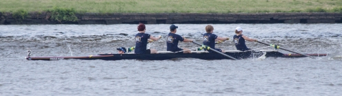 Their first race (DC Strokes)