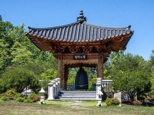 Korean Bell Pavilion