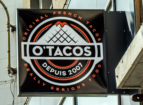 original French tacos