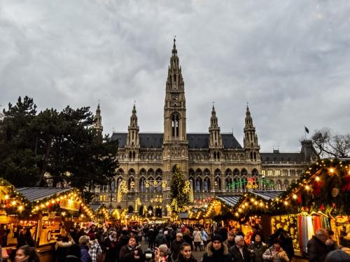 Vienna Christmas Market 2017