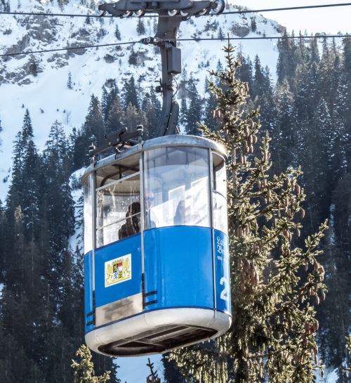 Laben Bergbahn