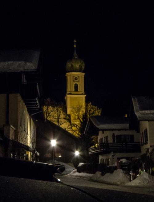 Parish Church Oberammergau