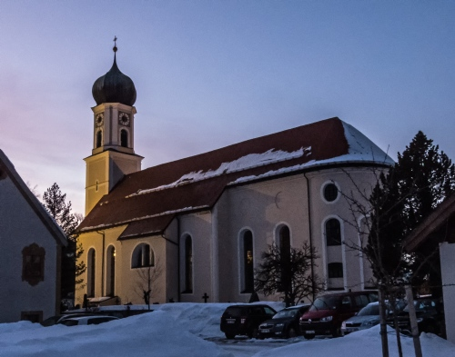 Parish Church Oberammergau