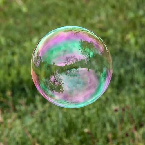 magical bubble