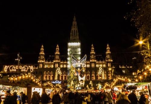 Vienna Christmas Market 2019